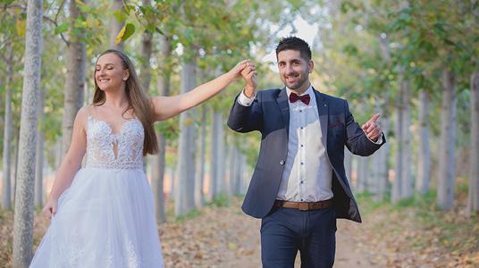 צלמי חתונות נוף