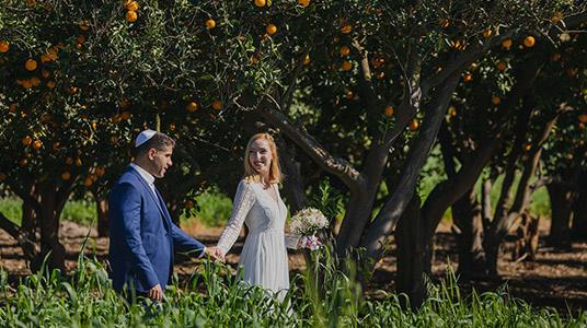 צלם חתונות חוץ