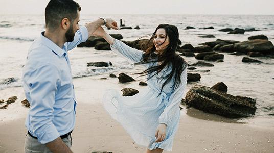 המלצות לצלמים לחתונה צילומי חוץ