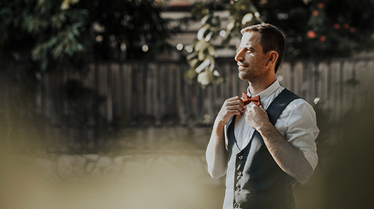 צלם חתונות הכנות