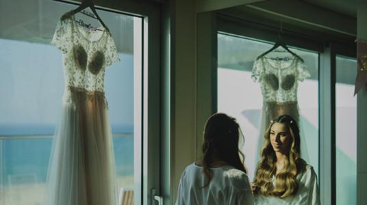 צלם חתונות צילומי הכנות