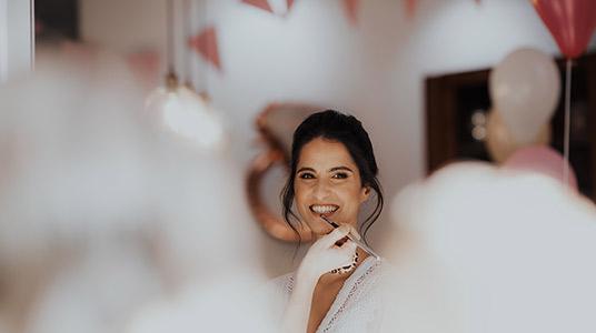 צלם סטילס לחתונה הכנות