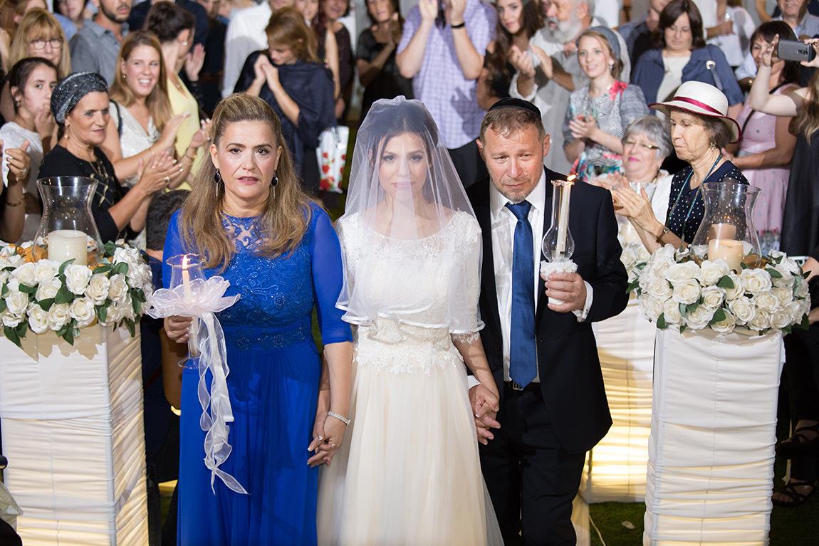 צלמי חתונות מומלצים רפי גירו חופה