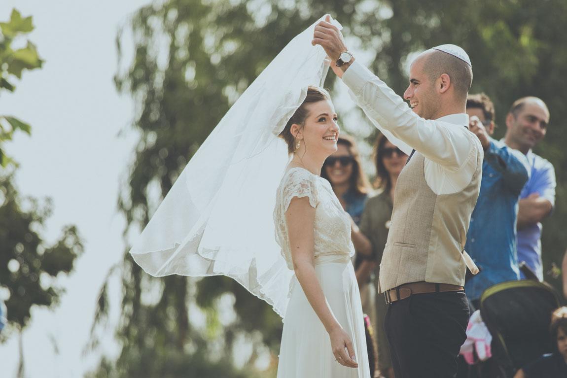 צלם חתונות מומלץ רפי גירו חופה