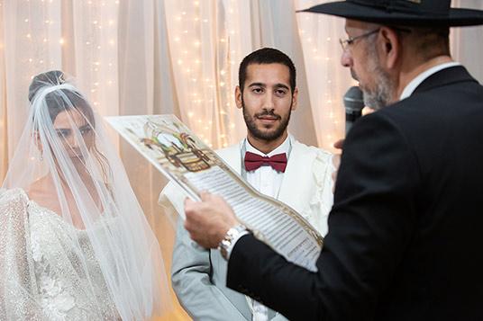 צלם חתונות מומלץ צילום מחוץ לעדשה חופה