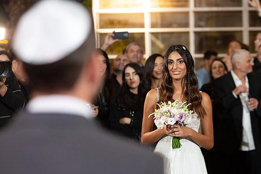 צילום חתונות בתל אביב