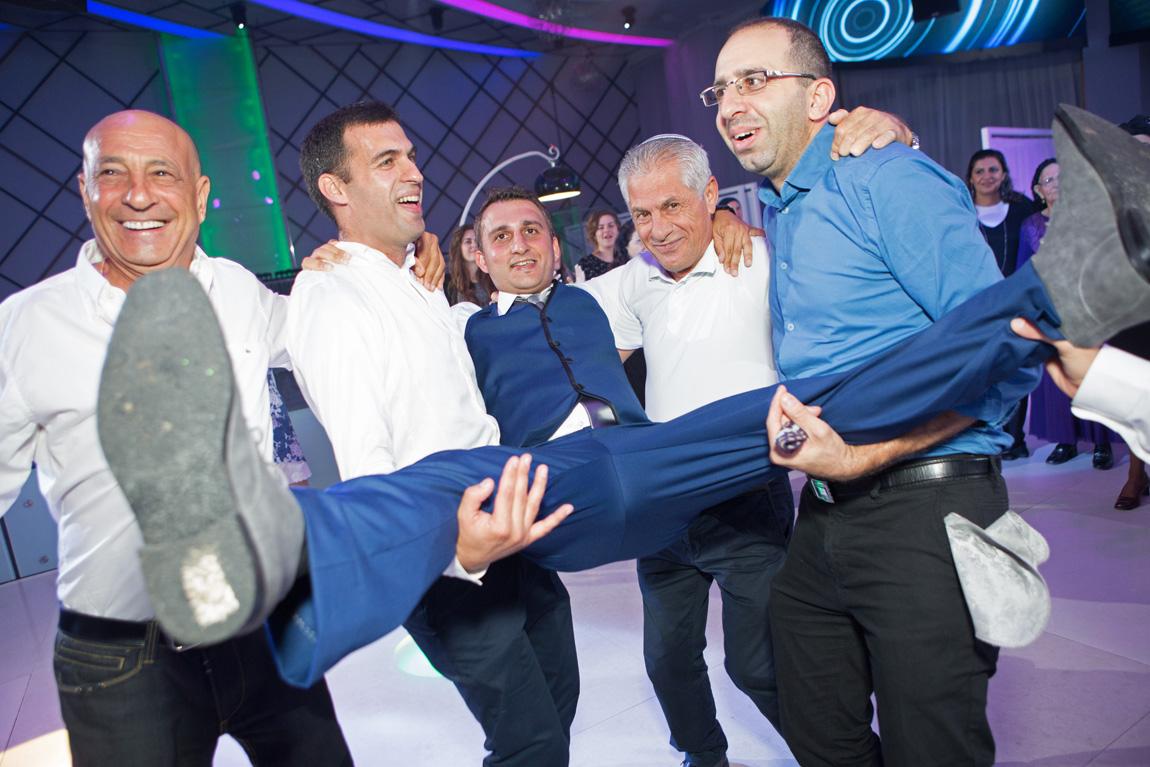 צילום חתונה מסיבה
