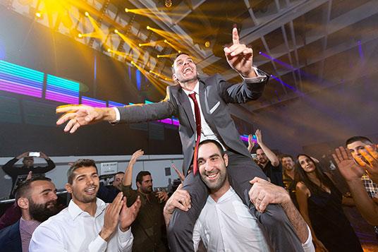 צלם לחתונה ריקודים תל אביב