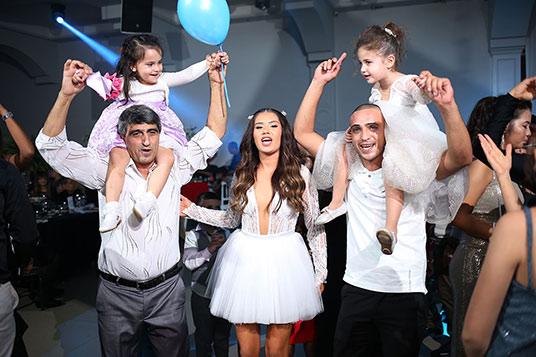 צלם חתונות מומלץ ריקודים צילום מחוץ לעדשה